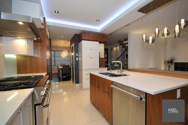 comptoir de cuisine quartz blanc. Black Bedroom Furniture Sets. Home Design Ideas